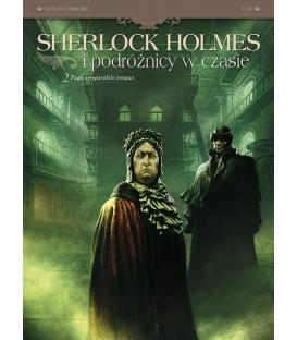 Sherlock Holmes i podróżnicy w czasie. Fugit irreparabile tempus. Tom 2