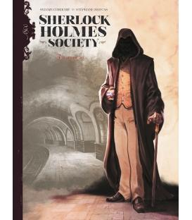 Sherlock Holmes Society. In nomine Dei. Tom 3