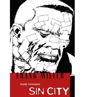Sin City. Trudne pożegnanie. Tom 1