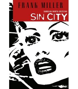 Sin City. Damulka warta grzechu. Tom 2