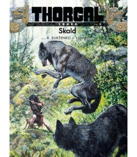 Thorgal - Louve. Skald. Tom 5.