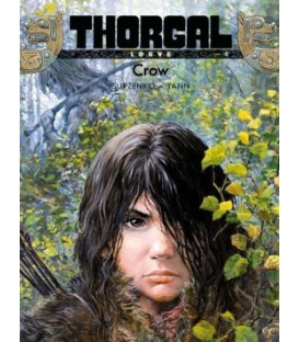 Thorgal - Louve. Crow. Tom 4.