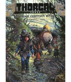Thorgal - Louve. Królowa czarnych elfów. Tom 6.