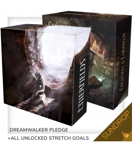 Etherfields - Dreamwalker (polska edycja Kickstarter) SUNDROP + Thorn Knight