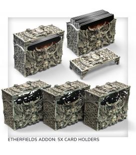 Etherfields: podajniki na karty