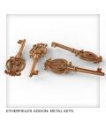 Etherfields: cztery metalowe klucze
