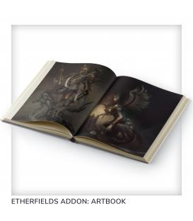 Etherfields: Artbook