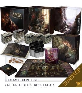 Etherfields - Dream God (polska edycja Kickstarter) + Thorn Knight