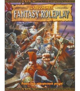 Warhammer FRP - 2 edycja (podręcznik podstawowy)