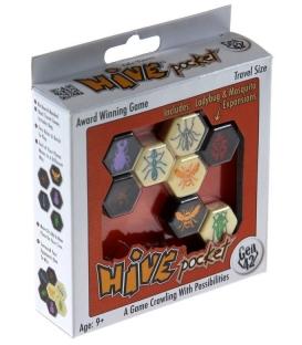 Rój Kieszonkowy (Hive Pocket) z dodatkami Komar i Biedronka