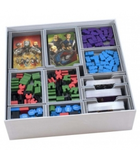 Paladins of the West Kingdom Insert (Folded Space)
