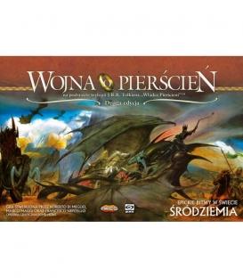 Wojna o Pierścień (2 edycja) (Gra uszkodzona)
