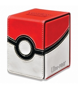 UP - Alcove Flip Box - Pokemon- Poke Ball