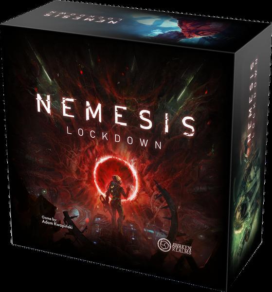 Nemesis: Lockdown (polska edycja Kickstarter) + Sundrop