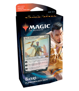 Magic The Gathering: Core Set 2021 - Planeswalker Deck Basri