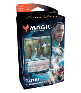 Magic The Gathering: Core Set 2021 - Planeswalker Deck Teferi