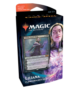 Magic The Gathering: Core Set 2021 - Planeswalker Deck Liliana