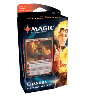 Magic The Gathering: Core Set 2021 - Planeswalker Deck Chandra