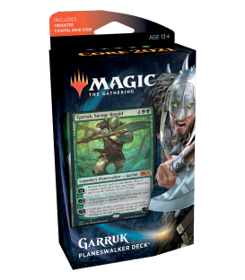 Magic The Gathering: Core Set 2021 - Planeswalker Deck Garruk