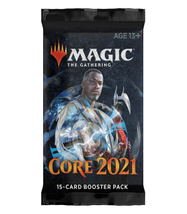 Magic: the Gathering: Core Set 2021 - Booster