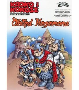 Kajko i Kokosz - Nowe przygody. Obłęd Hegemona. Tom 1