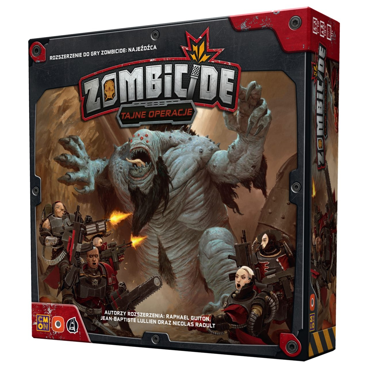 Zombicide: Najeźdzca - Tajne Operacje