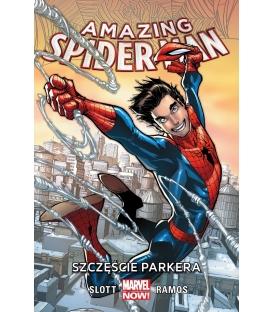 Amazing Spider-Man: Szczęście Parkera. Tom 1