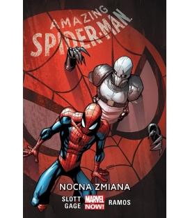 Amazing Spider-Man. Nocna zmiana. Tom 4