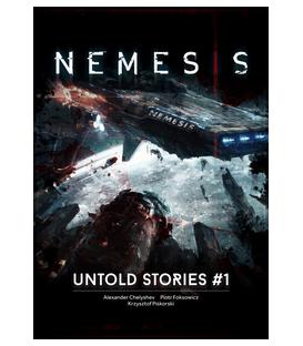 Nemesis: komiksowa książka skryptów cz.1