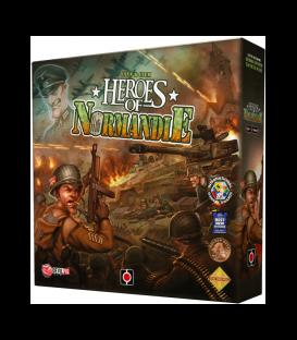 Heroes of Normandie (edycja polska) (Gra uszkodzona)