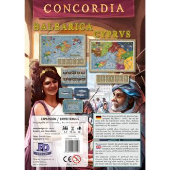 Concordia Balearica - Cyprus