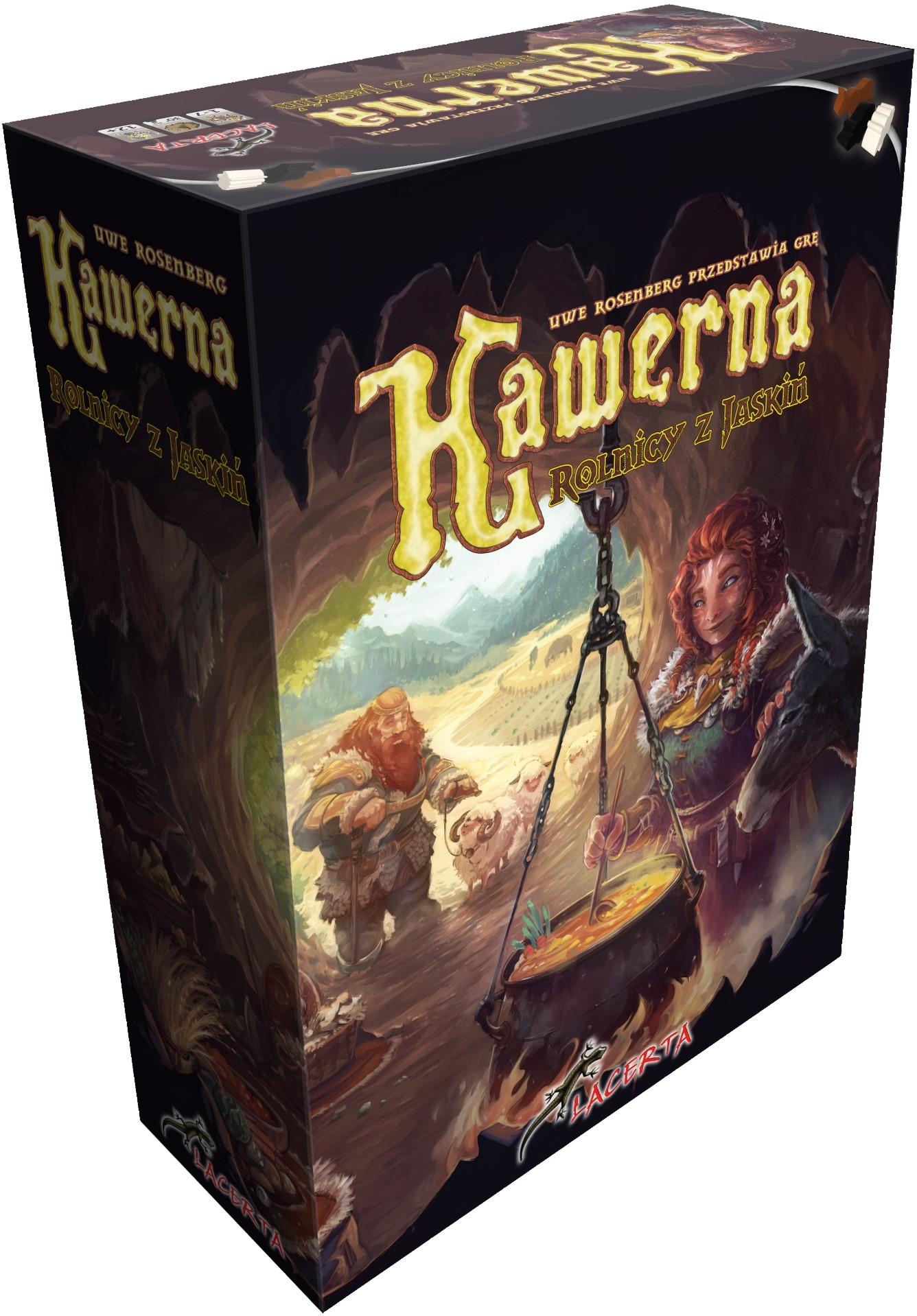 Kawerna: Rolnicy z Jaskiń (nowa edycja)