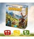 NANAKI (edycja Wspieram.to) + 2 karty dodatkowych plemion + naklejki