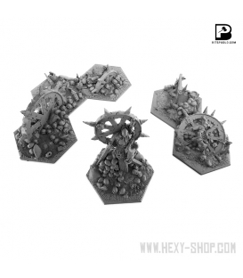 Shadowpike Reavers Terrain Set