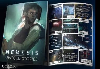 Nemesis: Untold Stories 2