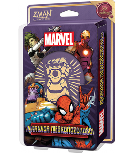 Marvel: Rękawica Nieskończoności