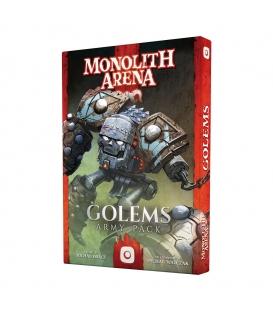 Monolith Arena: Golemy
