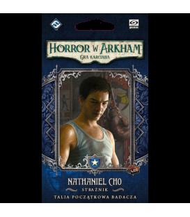 Horror w Arkham: Nathaniel Cho - talia początkowa badacza