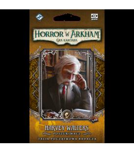 Horror w Arkham: Harvey Walters - talia początkowa badacza