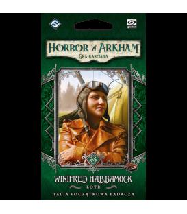 Horror w Arkham: Winifred Habbamock - talia początkowa badacza