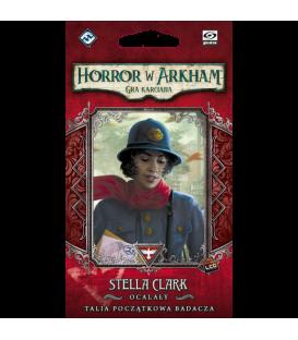 Horror w Arkham: Stella Clark - talia początkowa badacza
