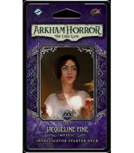 Horror w Arkham: Jacqueline Fine - talia początkowa badacza