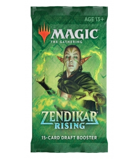 Magic The Gathering: Zendikar Rising - Draft Booster