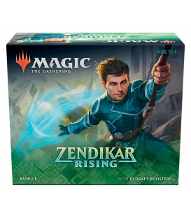Magic The Gathering: Zendikar Rising - Bundle