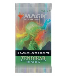 Magic The Gathering: Zendikar Rising - Collector Booster Display (12)