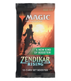 Magic The Gathering: Zendikar Rising - Set Booster