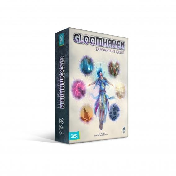 Gloomhaven: Zapomniane kręgi