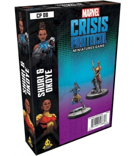 Marvel: Crisis Protocol - Shuri and Okoye