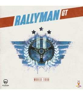 Rallyman GT - World Tour