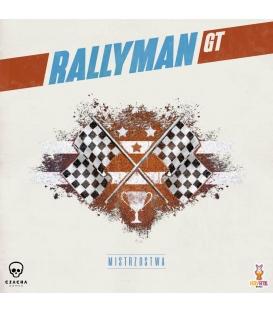 Rallyman GT - Mistrzostwa